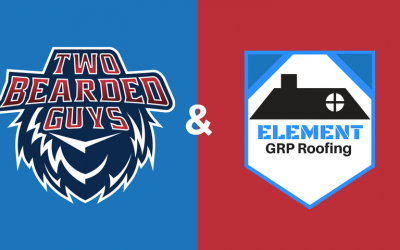 Element GRP Roofing Website Design