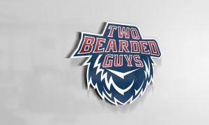 Two Bearded Guys - Website Design